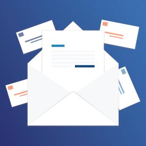 Création et generation des courriers